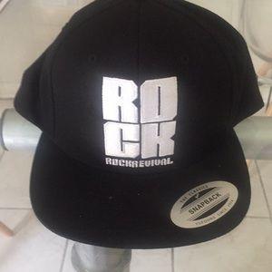 Rock Revival ball cap
